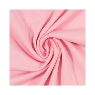 extra breit- Bündchen Heike, Schlauchware , uni rosa