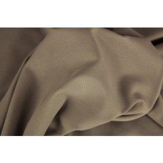 extra breit- Bündchen Heike, Schlauchware , uni grau