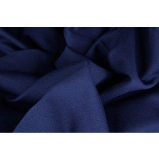 extra breit- Bündchen Heike, Schlauchware , uni dunkelblau