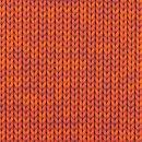 gestricktes Muster gedruckt - brick - Jersey