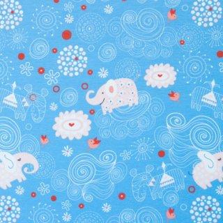 Elefanten - Jersey hellbau