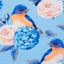 Jersey Digital Printing Bluebird Light Blue