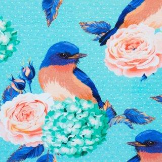 Jersey Digital Printing Bluebird Mint