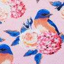 Jersey Digital Printing Bluebird Pink