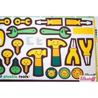 Lillestoff - Nähset Tools