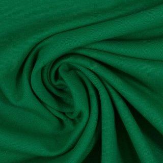 extra breit- Bündchen Heike, Schlauchware , uni grasgrün