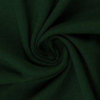 extra breit- Bündchen Heike, Schlauchware , uni dunkelgrün