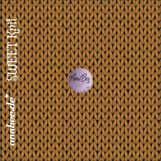 VORBESTELLUNG Jersey Sweet Knit senf